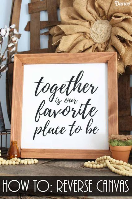 how to make printed farmhouse art