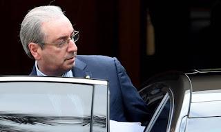 Eduardo Cunha é preso em Brasília; mandado expedido por Sérgio Moro