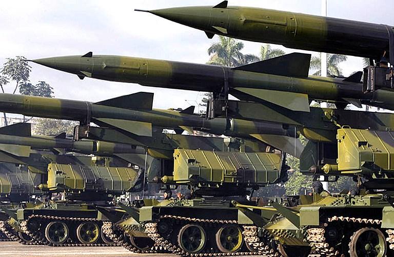 Trump Ingin Hentikan Lomba Senjata dengan China dan Rusia