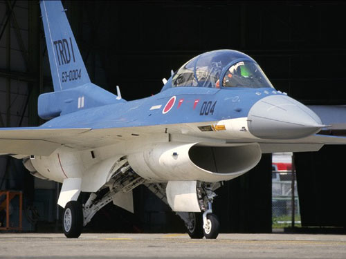 F-2 Attack Fighter Aircraft