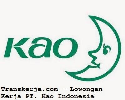 Lowongan Kerja PT. Kao Indonesia Terbaru
