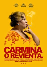 Carmina o Revienta Ver gratis online en vivo streaming sin descarga ni torrent