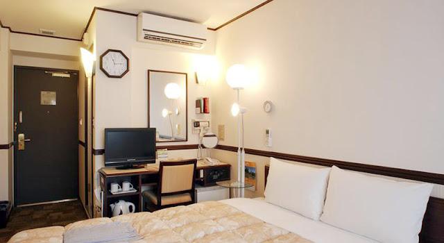 東橫INN 大阪通天閣前 Toyoko Inn Osaka Tsutenkaku Mae - 雙人床房