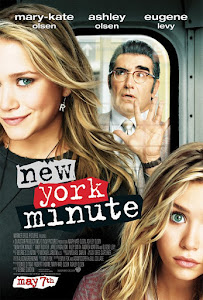 New York Minute Poster