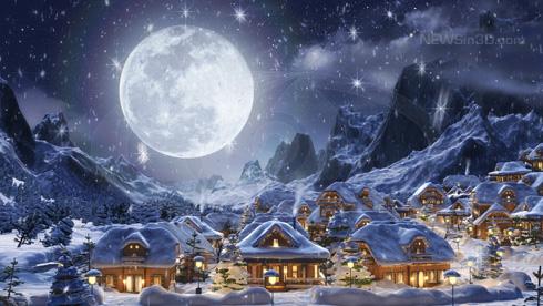animated winter scenes