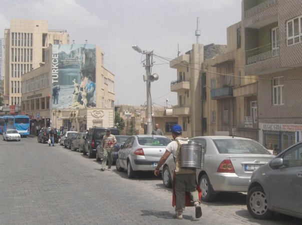 Mardin Çarşı Sokakları