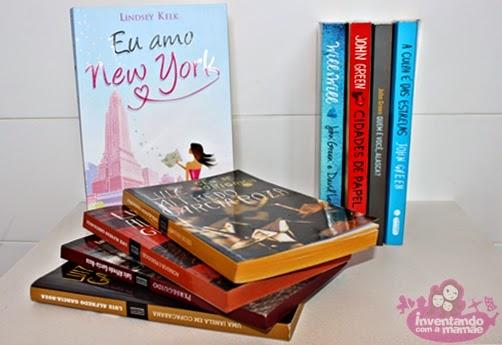 dicas de presentes para adolescentes - livros