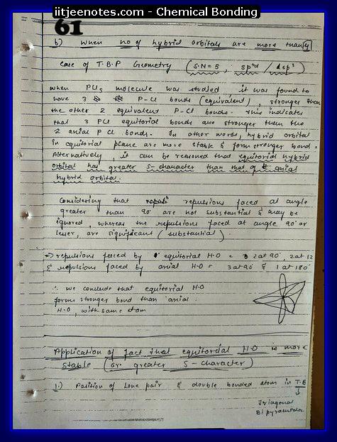 Chemical-Bonding Notes cbse13