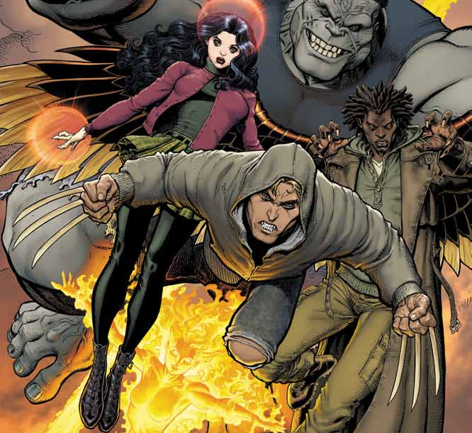 Ultimate Universe Reborn Part 2: X-Men with Spencer and