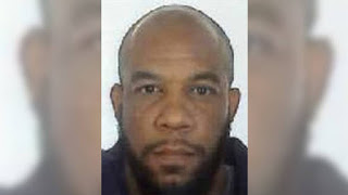 LA INEXPRESIVA FOTO DEL SUPUESTO TERRORISTA DE BARCELONA SOBRE FONDO BLANCO, ¿ TENDREMOS ALGUNA IMAGEN DE ÉL VIVO O APARECERÁ SUICIDADO O EJECUTADO POR SUPUESTO SIN MOSTRAR EL ROSTRO ?