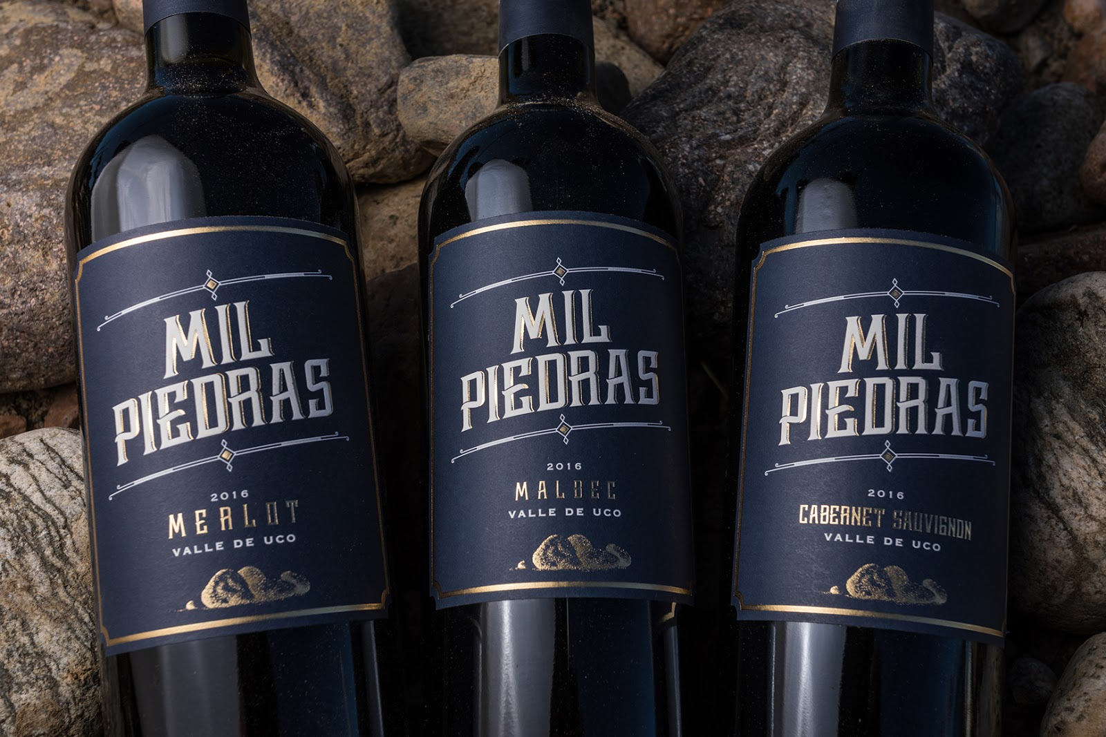 Mil Piedras On Packaging Of The World Creative Package