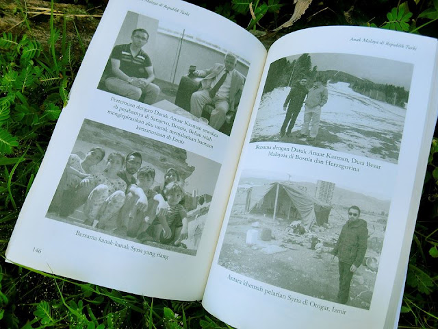 Anak Malaya Di Republik Turki Terbitan ILHAM Books