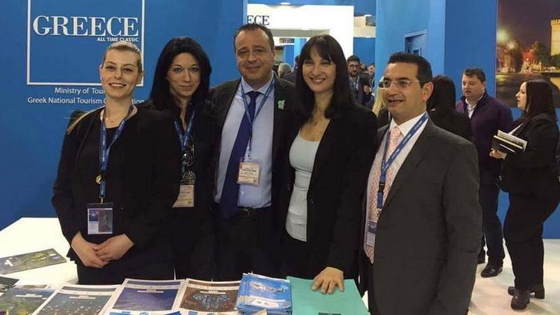 Απόλυτα επιτυχημένη η συμμετοχή της Περιφέρειας ΑΜ-Θ στη Διεθνή Τουριστική Έκθεση Βερολίνου