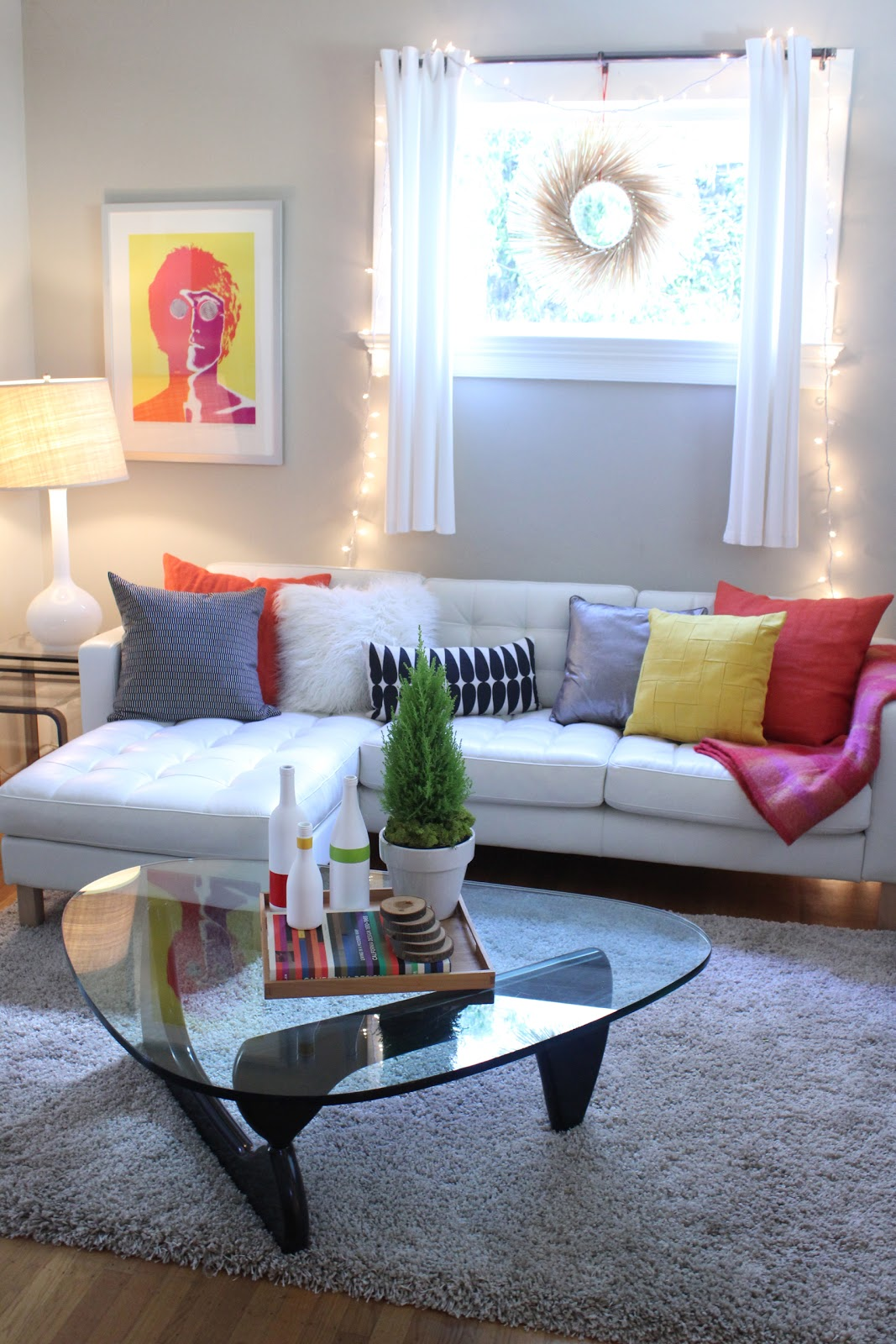 living room coffee table decorations shelves images visual jill interior design: holiday decorating, part 2 ...