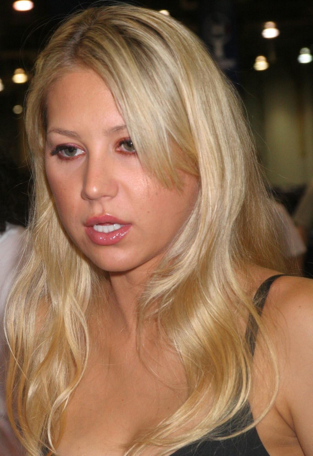 Pictures Of Hair Styles: Anna Kournikova Hairstyle