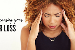How Stress Can Cause Hair Loss