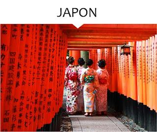 My Travel Background : Voyage Asie Japon