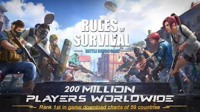 Rules of Survival - Battle Royale