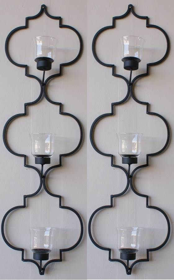 Cheap-Chic Decor: Wall Decor Ideas- Candle Sconces