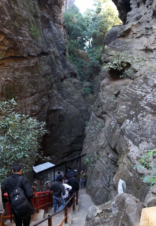 Multiple trekking trails in Madhya Pradesh