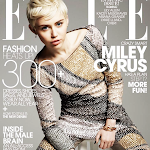 Miley Cyrus   Photoshoot Elle Magazine May 2014 [4 pics]