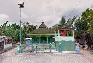 Masjid Pucung Kulon Hadiwarno Ngadirojo Pacitan