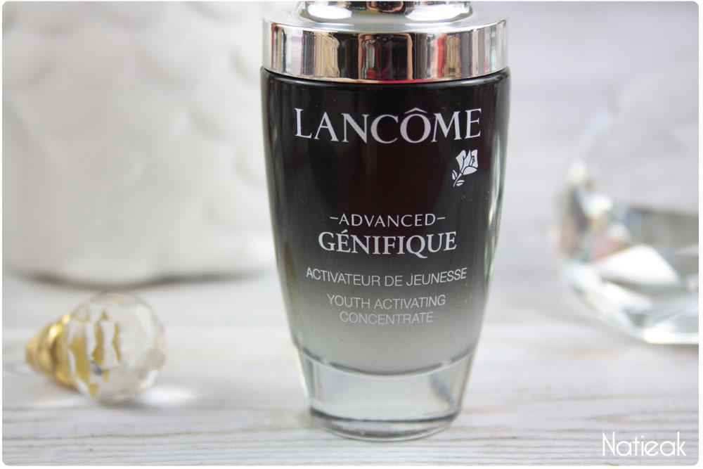 Advanced Génifique Lancôme avis et test