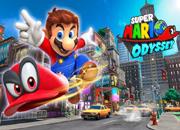Super Mario Odyssey Jigsaw