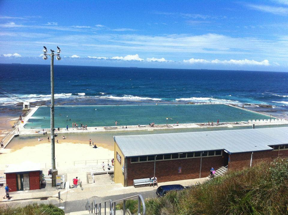 Merewether Ocean Baths Newcastle