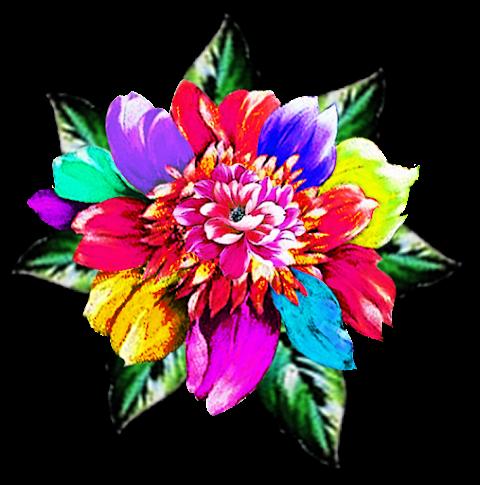 Art Rose Flower 2306