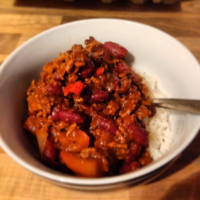 Slimming World Chilli Con Carne Recipe
