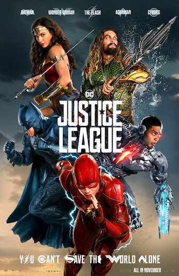 Justice League 2017 HDCAM English 700MB