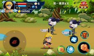 Naruto Shippuden Chibi Battle ( APK )