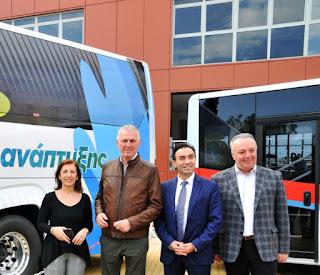 Πρωτοπόρος ο Δήμος Περιστερίου στα ηλεκτροκίνητα αυτοκίνητα