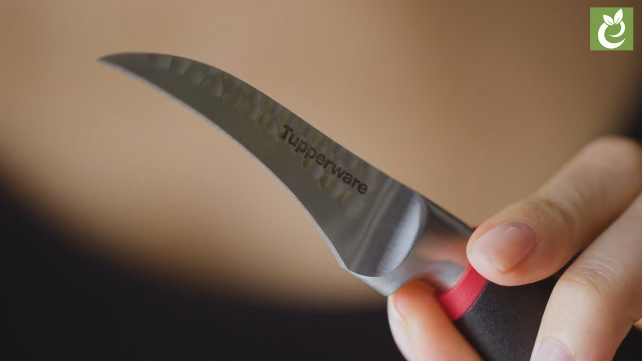 Curved Paring Knife