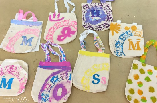 fun and cute paint craft for kids or tweens