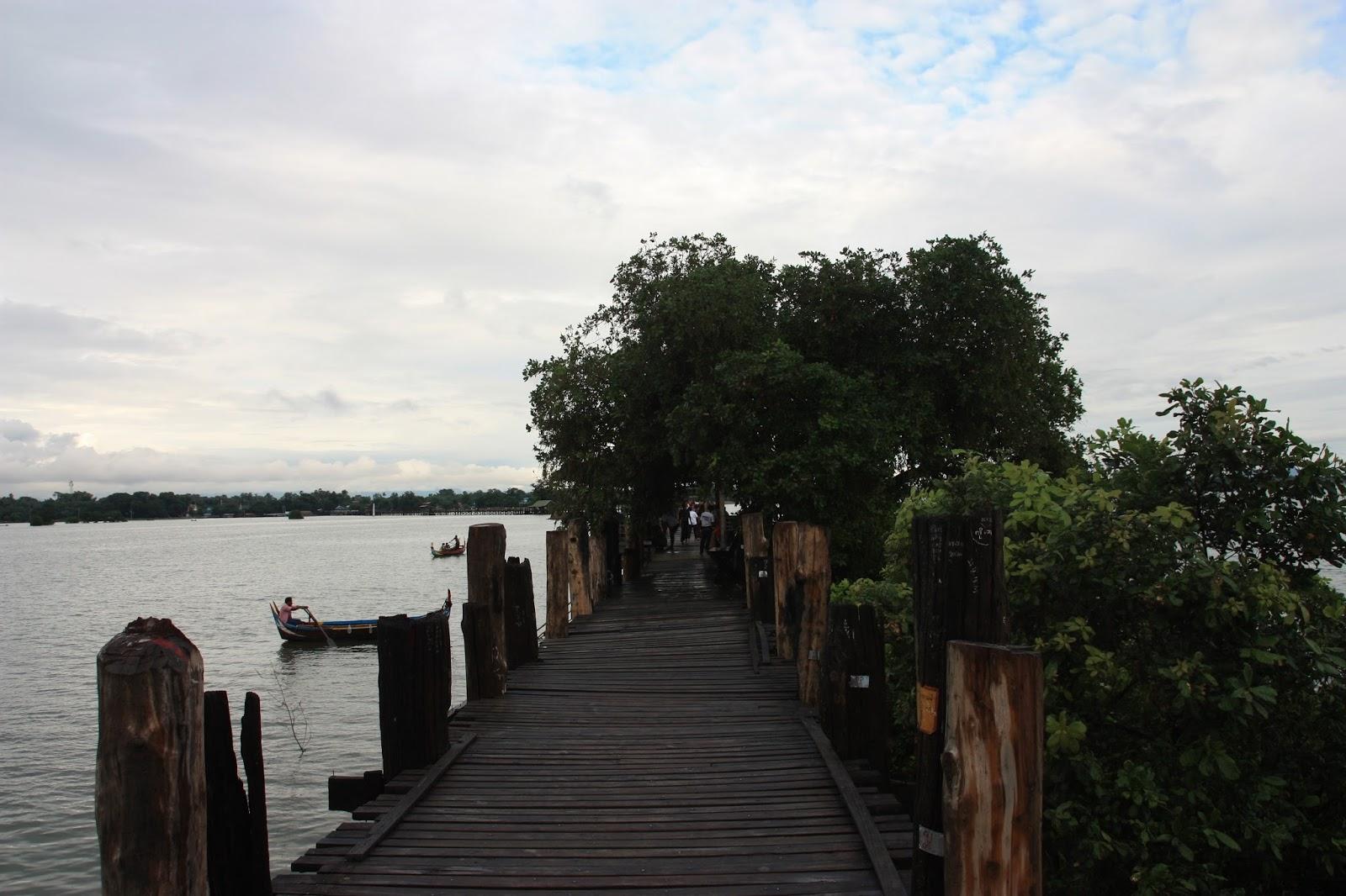 Favori Mandalay et les anciennes capitales : mes premiers pas en Birmanie  QC96