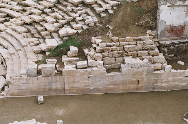 Ancient theatre of Larissa opens to public after 20 centuries
