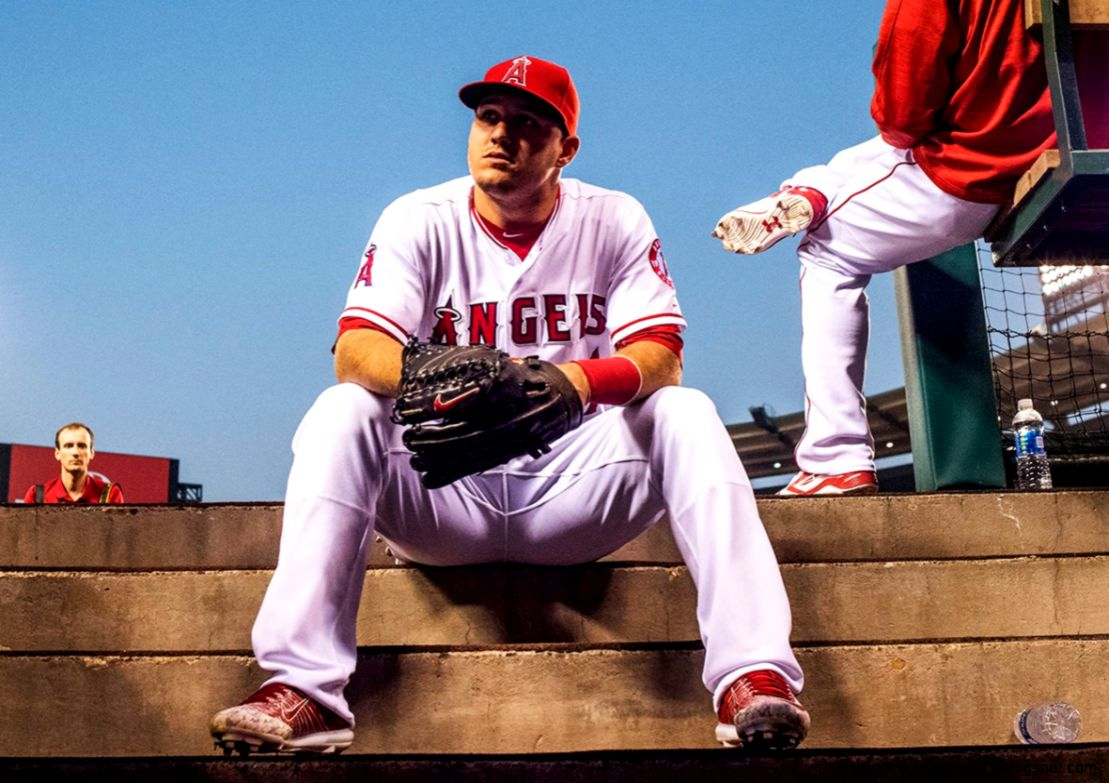 Mike Trout Free Best Hd Wallpapers