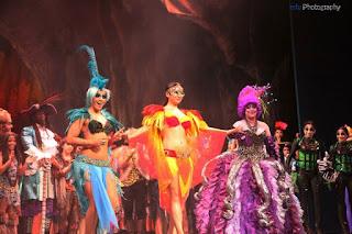 Piratas y Sirenas Teatro Nacional musical