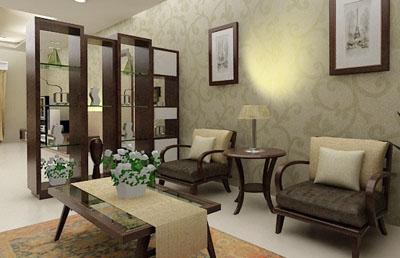 60 Desain Lampu Hias Ruang Tamu Minimalis  Desainrumahnyacom