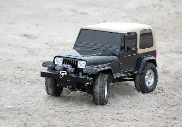 Tamiya Jeep Wrangler wildwood nj