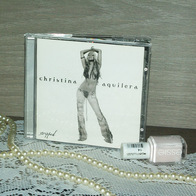 [Music Monday] Christina Aguilera - Stripped