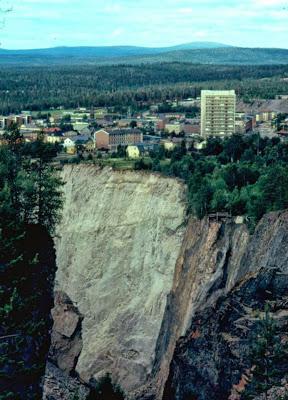 Sverige runt malmberget