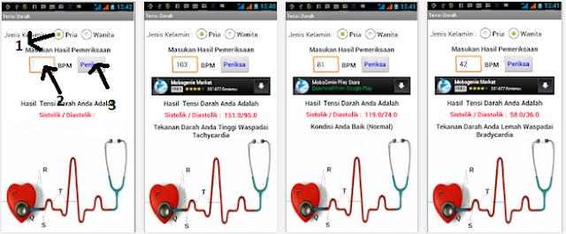 Download Aplikasi Pengukur Tensi Darah Guru PNS Dan GTT