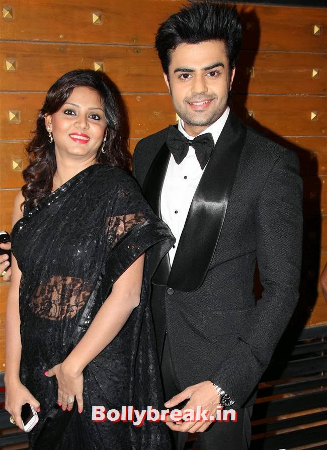 Manish Paul, Filmfare Awards 2014 Red carpet Images