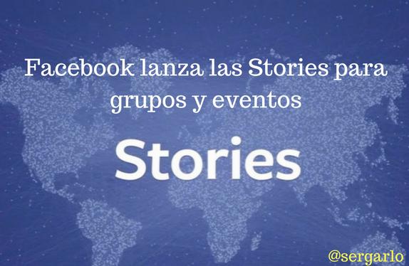 facebook, redes sociales, stories, grupos, eventos, social media