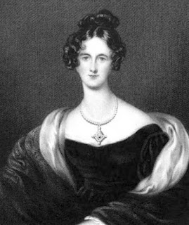 Louisa Beresford, Viscountess Beresford  from The Court Magazine and Monthly Critic (1837)