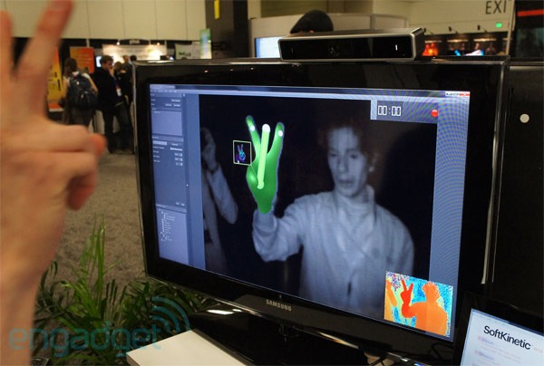 Internet's Best Secrets: SoftKinect has a Time of Flight Camera