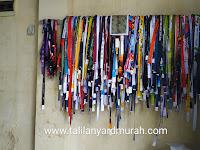 Jual tali lanyard termurah di Jakarta